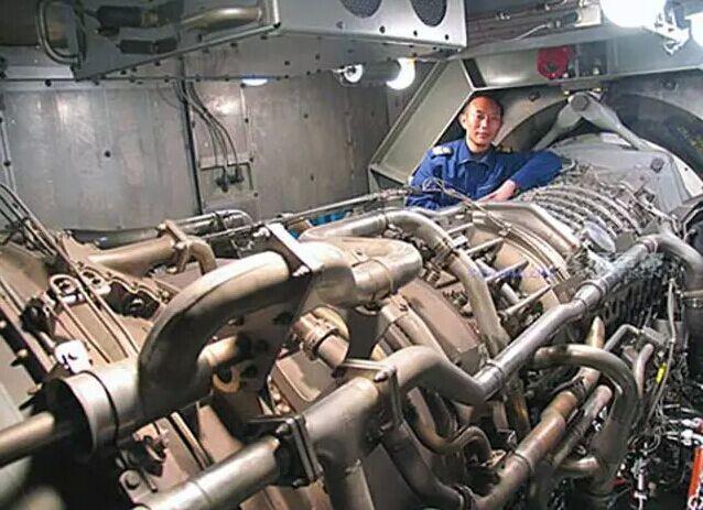 因燃气轮机被美封杀而造不了驱逐舰