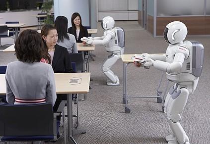 2016变成什么样 马云、普京、机器人都来了
