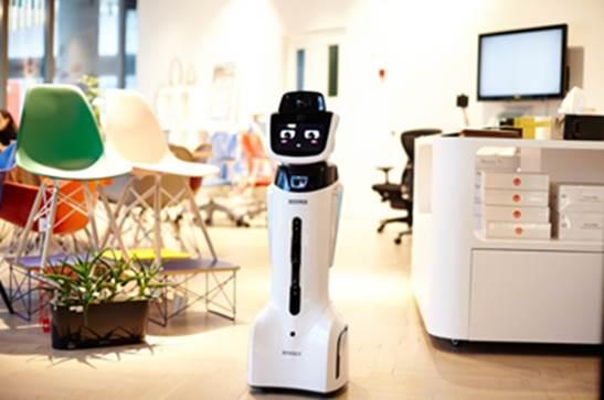 商用服务机器人的分类及功能价值