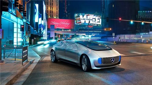 奔驰:自动驾驶汽车