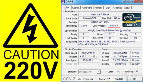 家用电路的电压为220v