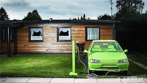 摩根大通 未来十年中国电动汽车市场年增率可达30高清图片