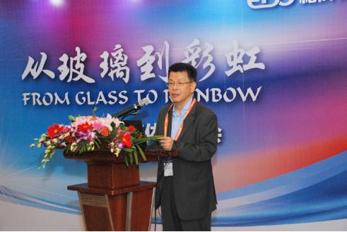 """和辉光电朱克泰的""""中国梦"""":打造AMOLED完整生态链"""