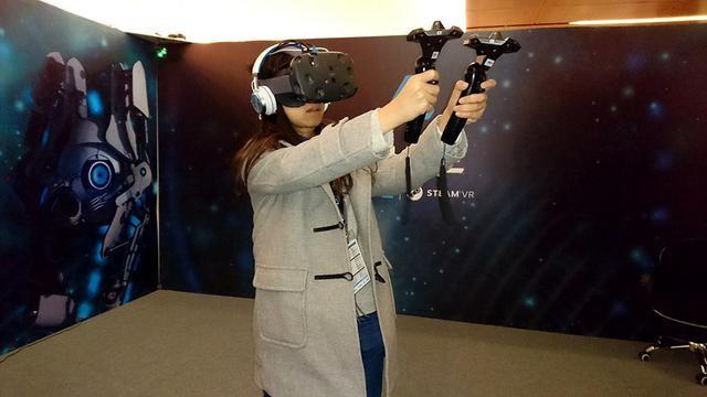 HTC Vive现场体验评测:当前最佳VR体验 没有之一