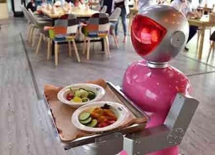 机器人的再度崛起带来更多的机会or大范围失业?