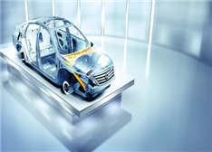 电动汽车发展的关键在轻量化