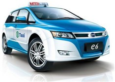 6款纯电动汽车冬季充电速度对比