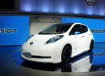 2015美国新能源汽车销量排行榜:日产聆风紧追特斯拉(图)