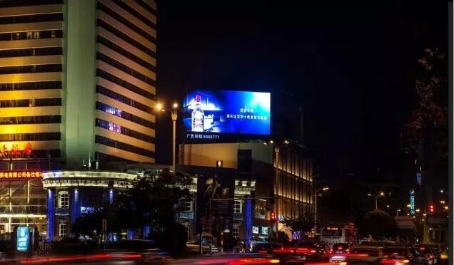 """""""大数据+"""" LED户外广告迎来发展新机遇"""