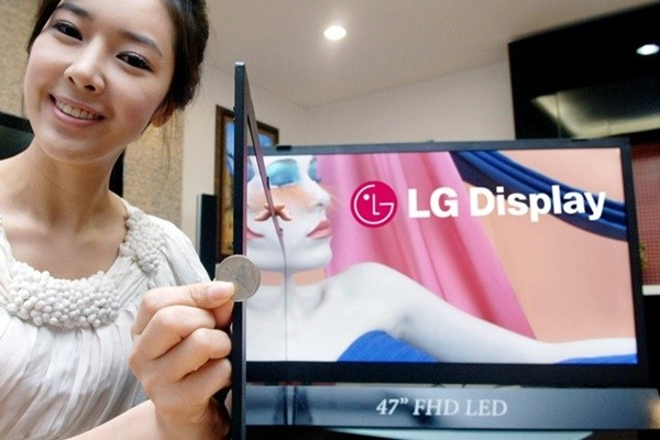 LCD面板价格下滑给行业利润带来负效应