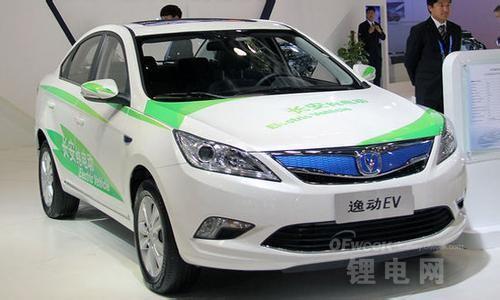 长安新能源汽车战略马前卒 逸动EV电动车明日发布