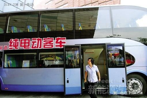 核心技术缺失阻碍我国新能源客车发展