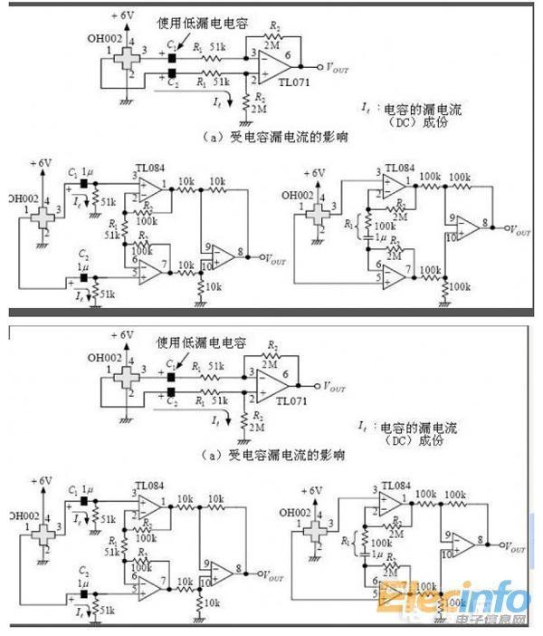 电路基础:霍尔传感器电路图集汇总