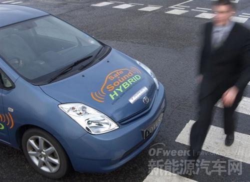 NHTSA将电动车发声警告系统规范延迟至2018年