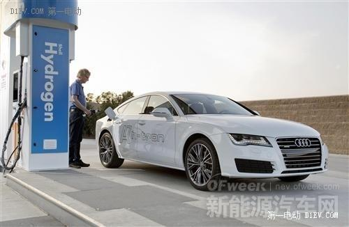 奥迪购燃料电池技术专利 将用于保时捷等超豪华品牌