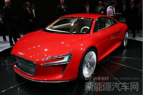 奥迪证实计划开发新款R8 e-tron车型