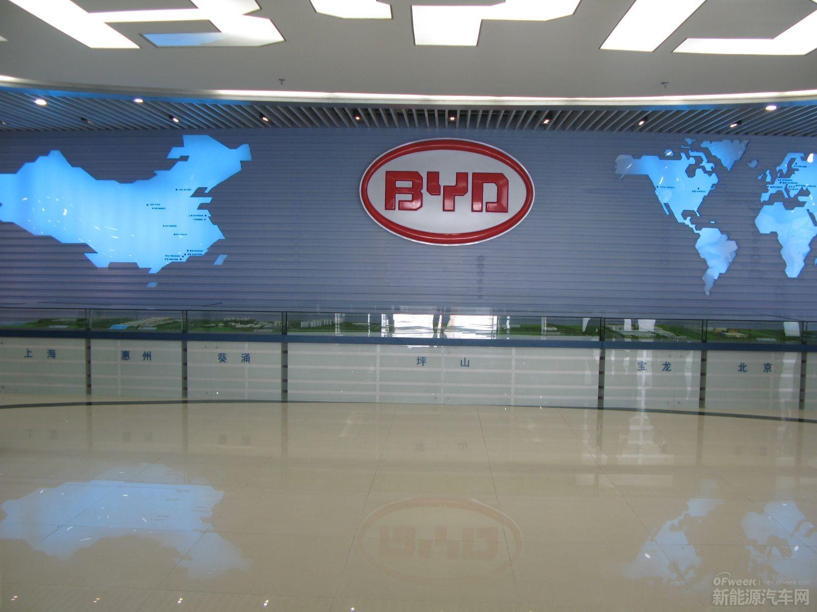 比亚迪汽车金融公司陕西银监会批复