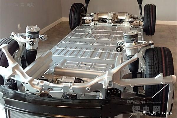 三星SDI推大容量电动汽车电池 续航为日产聆风的两倍