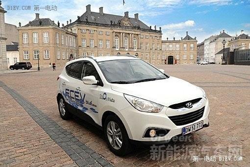 向丰田宣战 现代削减ix35途胜燃料电池车售价近半