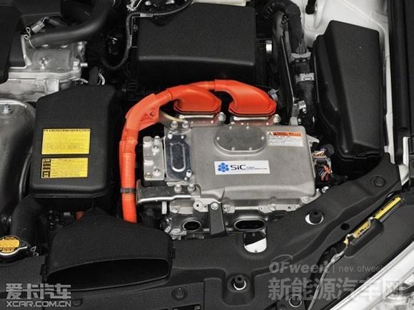 丰田低耗SiC功率半导体PCU汽车控制器应用方案解读