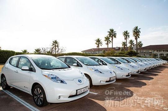 韩国环境部将大力补贴新能源汽车