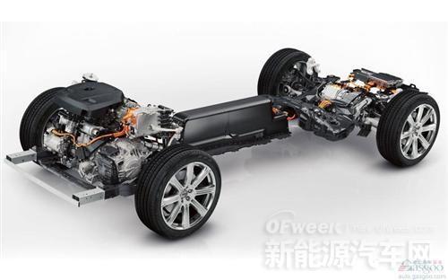 沃尔沃新能源汽车战略:插电混动为主 纯电动为辅
