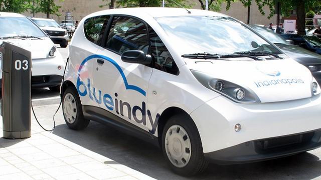 圈地战到来:充电桩少 电动汽车遭遇成长烦恼