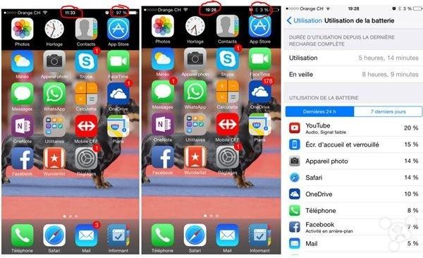 电池续航:Lumia 930完爆iPhone 6!