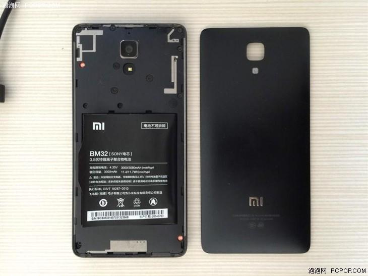 惊险:用户曝小米4电池充电时鼓包!