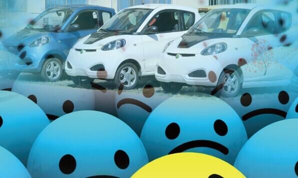 论国内新能源汽车市场 爱而不当会成殇