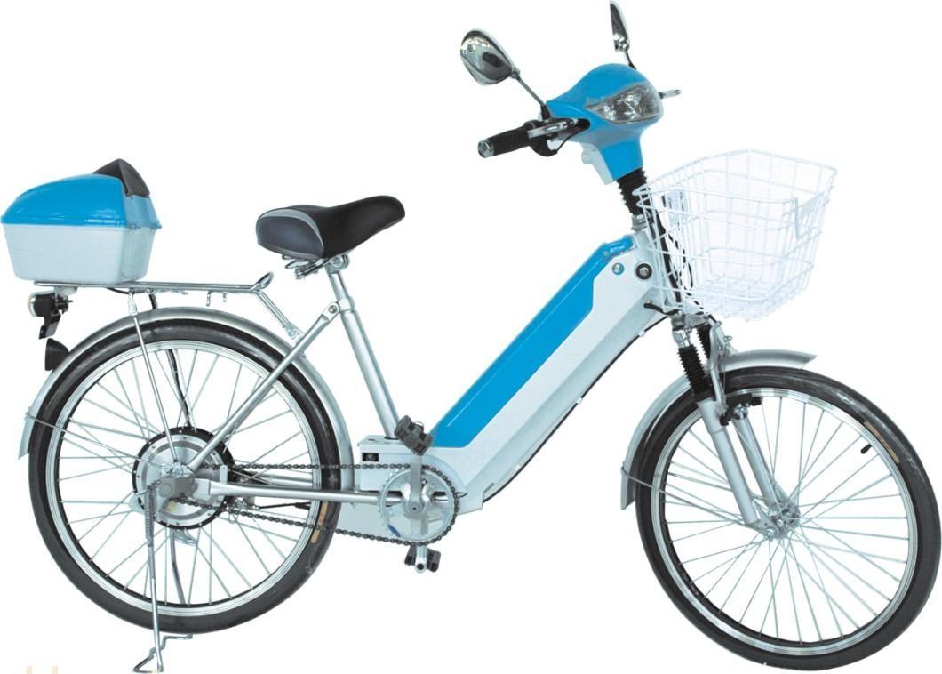 上海工商抽检电动自行车:五成不合格
