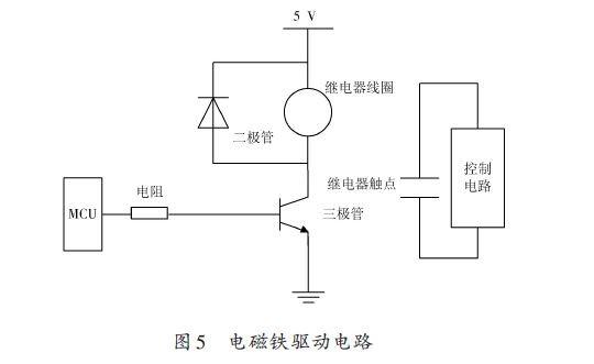 智能控制电路,状态检测电路主要是采集电饭锅的故障