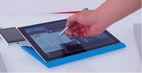 微软2亿美元收购Surface Pro 3触控笔制造商N-Trig