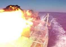 """激光武器""""物美价廉"""" 美国海军""""倾力求之"""""""