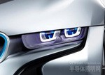 汽车照明有了LED大灯 还要激光大灯何用?