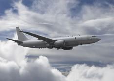 """美军P-8A""""海神""""海上巡逻机部署双色红外传感器"""