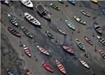 里约奥运会帆船赛场污水处理成问题