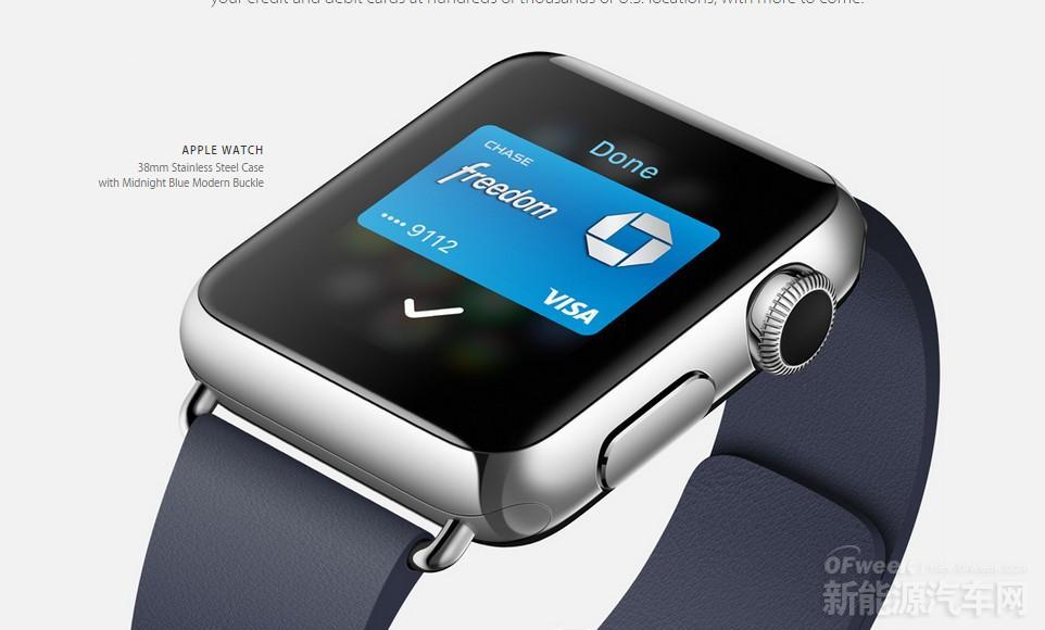 苹果库克:Apple Watch有望取代汽车钥匙
