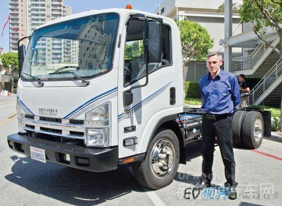 特斯拉联合创始人:发展电动卡车比轿车更有意义