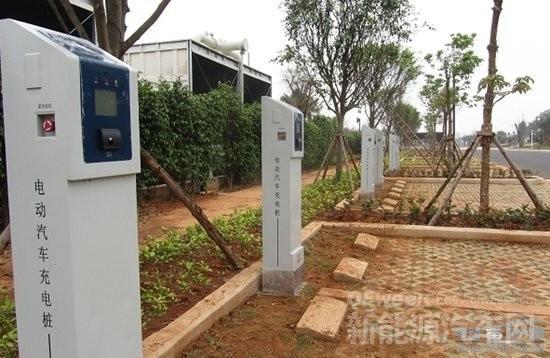 我国充电基建规划草稿完成 充电桩及充换电站数量将暴增