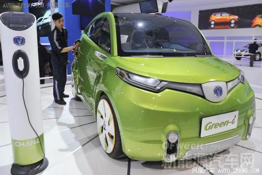 以新能源汽车为剑 比亚迪/长安/新大洋将杀入德国市场