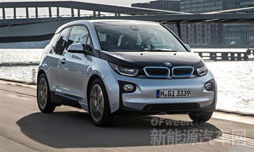 传苹果携手BMW将基于宝马i3打造电动车