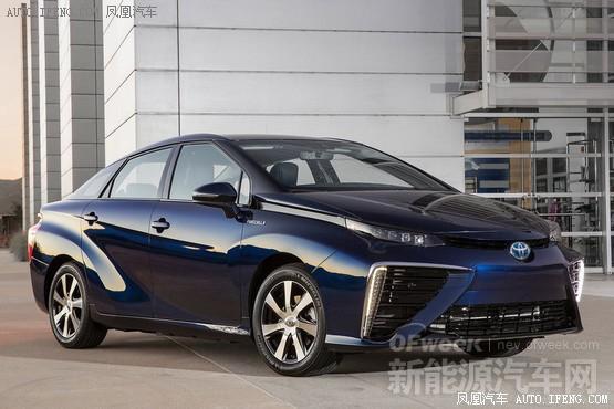丰田Mirai氢燃料电池车量产 奔驰宝马不跟进