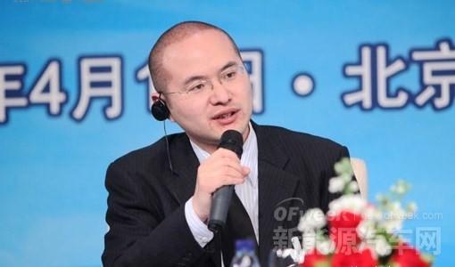 """有市场基础的新能源汽车""""元年""""或将在3年内出现"""