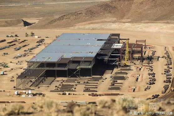 特斯拉否认超级电池厂延期