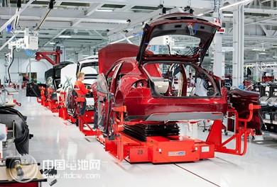 新能源车产业涌动 锂电浪潮起
