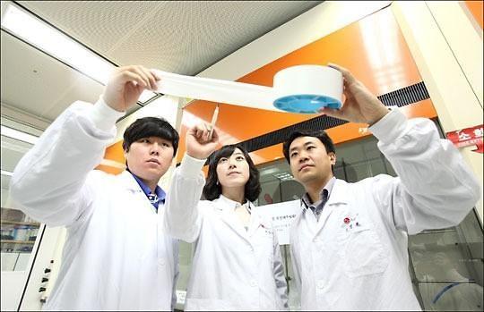 LG化学与星源材质合作:出口分离膜专利技术