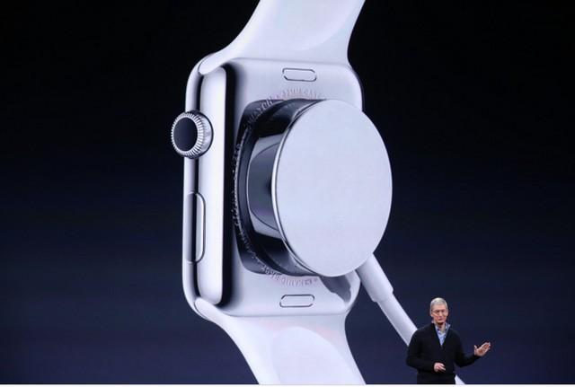 Apple Watch电池可更换 成本未知