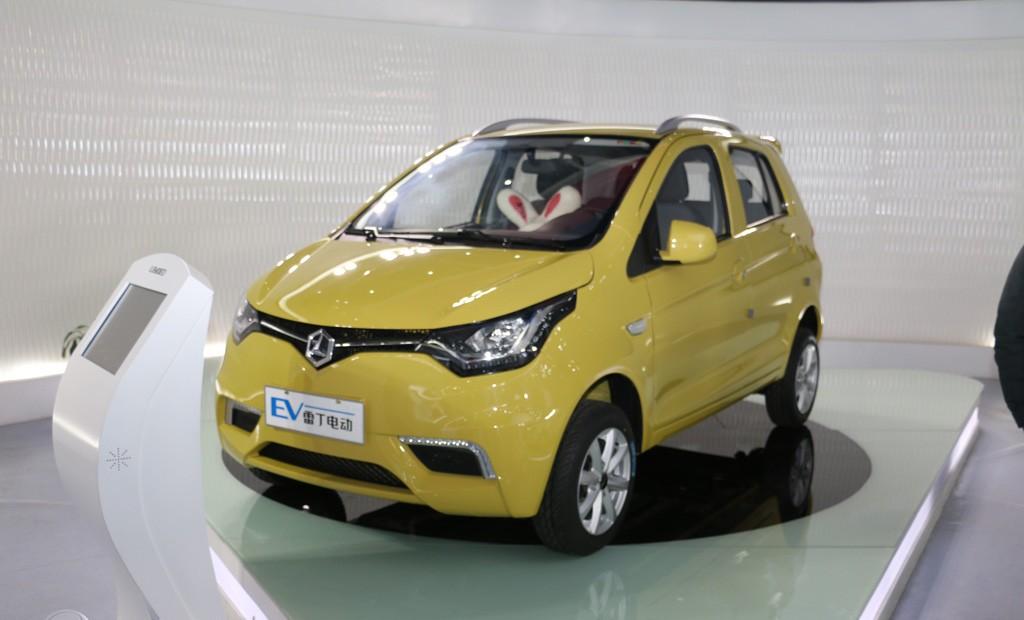 """新能源车划定生产资质""""门槛"""" 低速电动车仍遭排斥"""