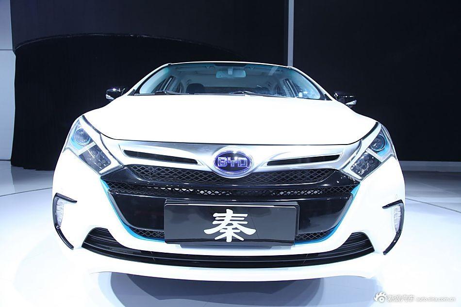 比亚迪秦上海艰辛路 王传福扩大电池产能